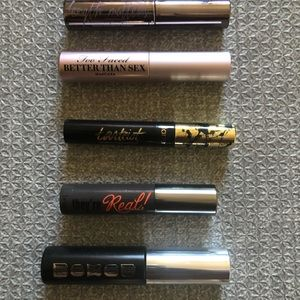 Mini mascara bundle 5pc
